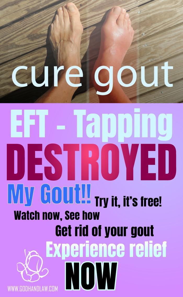 cure gout