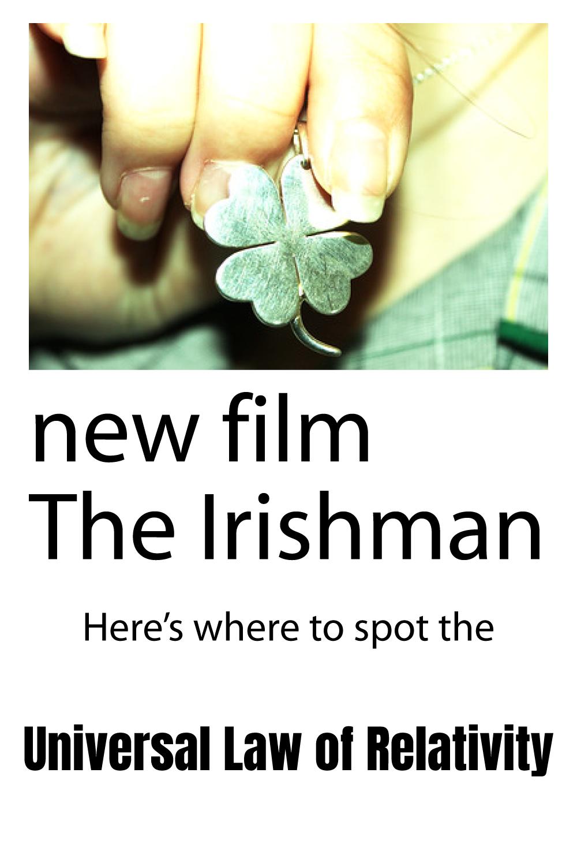 the irishman film martin  Scorsese netflix