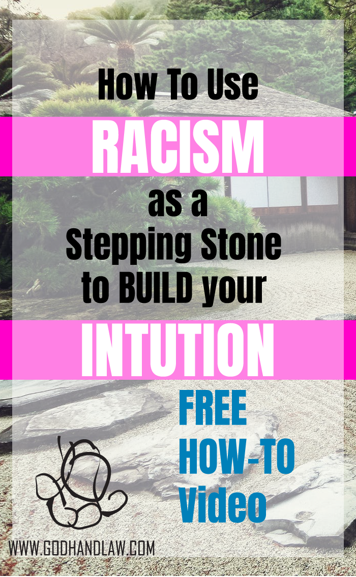racism-stepping-stone intuition