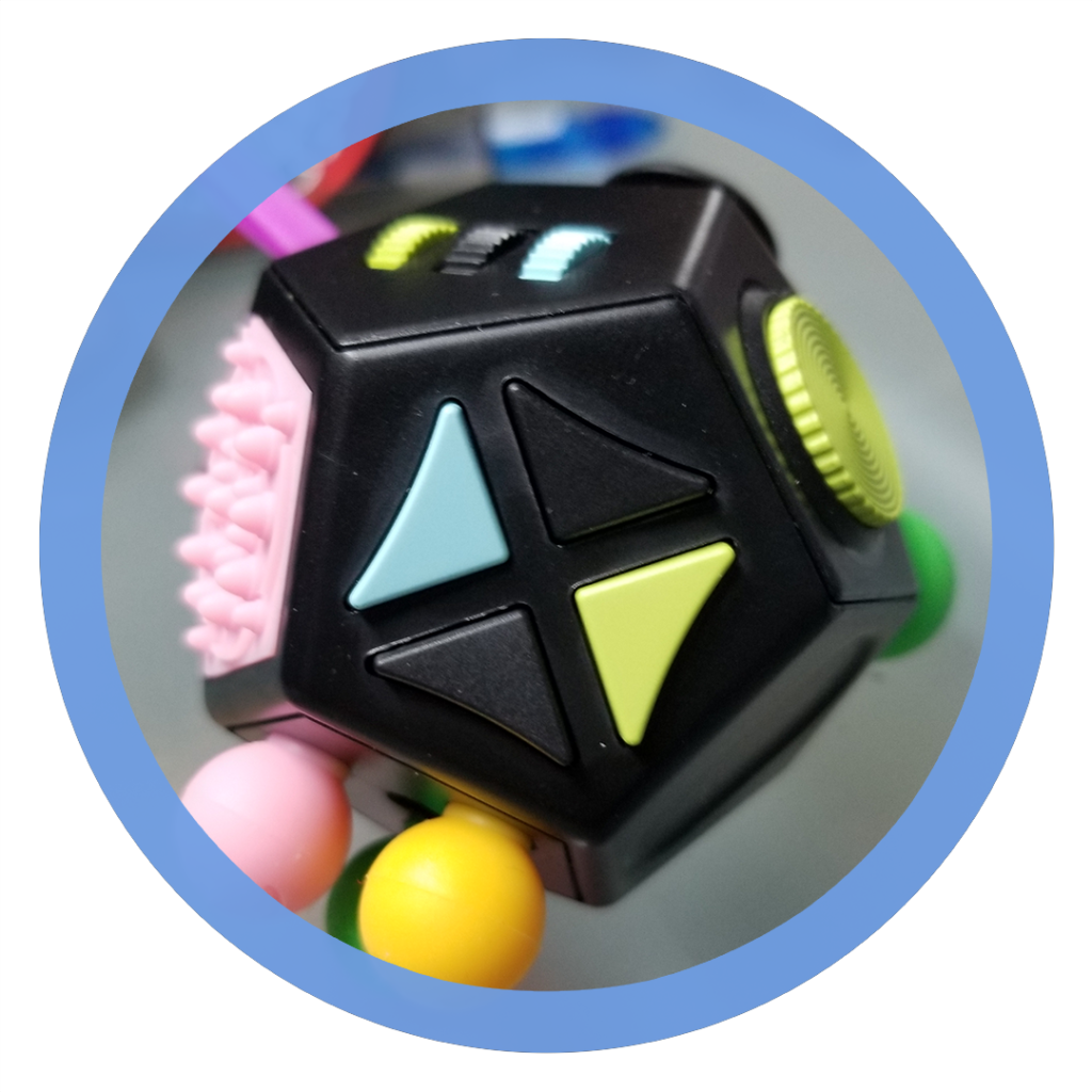 12-sided-fidget-cube-Buttons