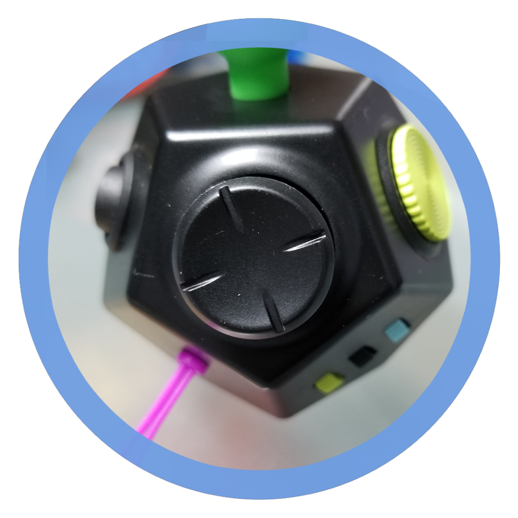 12 sided fidget cube - Joystick