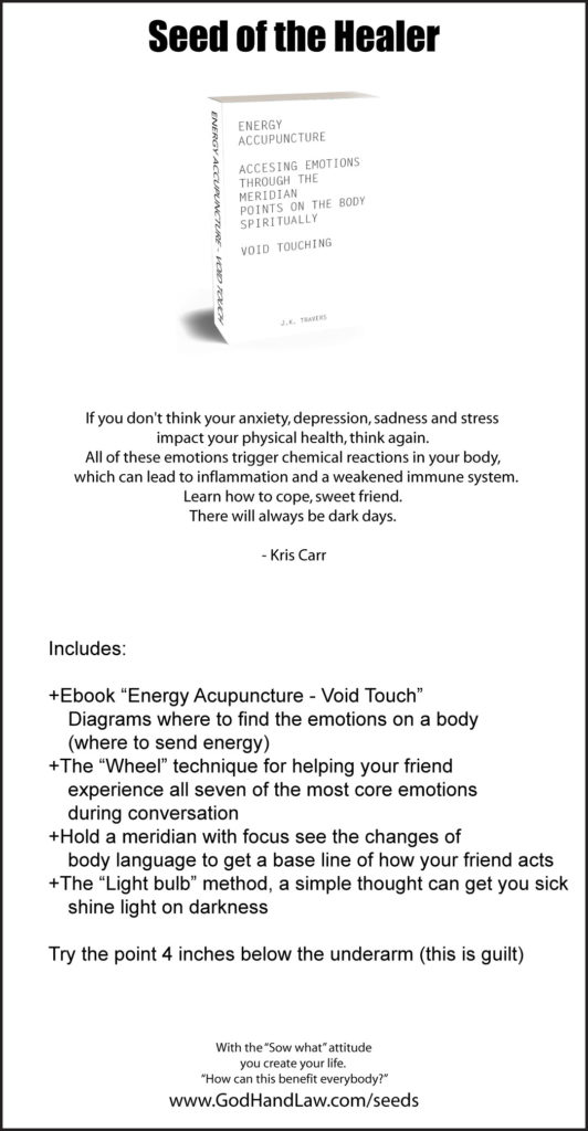 healer univeral law eft